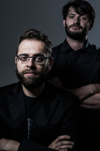 Vieri Brini ed Emanuele Policante