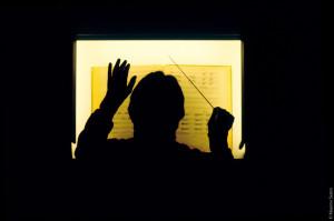Milano, il maestro Riccardo Muti dirige al Teatro Alla Scala